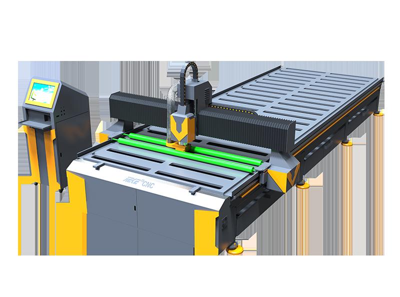 杰克2060大尺寸鋁板切割(ge)機