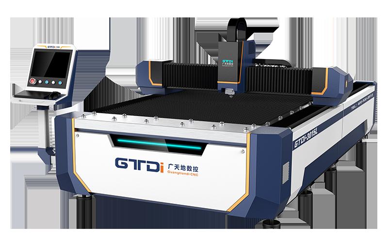 GTDi中功率光縴激光切割(ge)機(一體(ti)櫃)